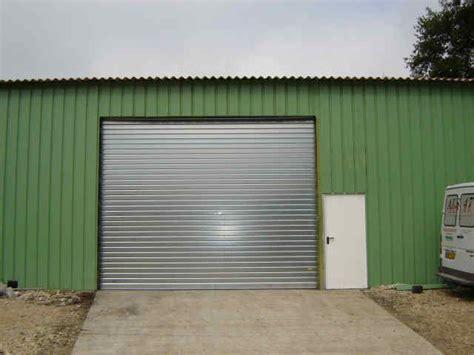 rideaux metallique acier galvanis 233