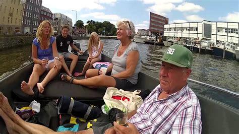 Bootje Alkmaar by Bootje Varen Bergen Alkmaar Go Flo Youtube