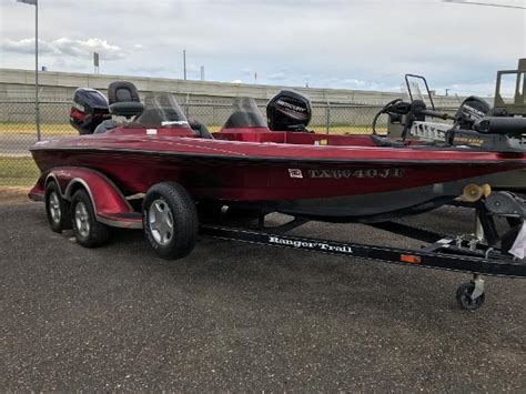 Bass Boat In Texas For Sale by Ranger Bass Boats Used519svs Comanche Boattest