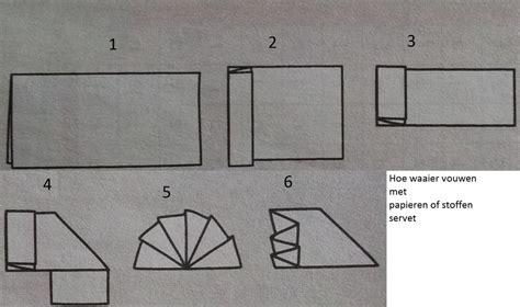 Bootje Vouwen Uit Papier by Servet Vouwen Tips En Ideeen Hobby Blogo Nl