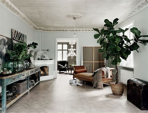 Home Interiors 1 :  The Most Beautiful Swedish Home