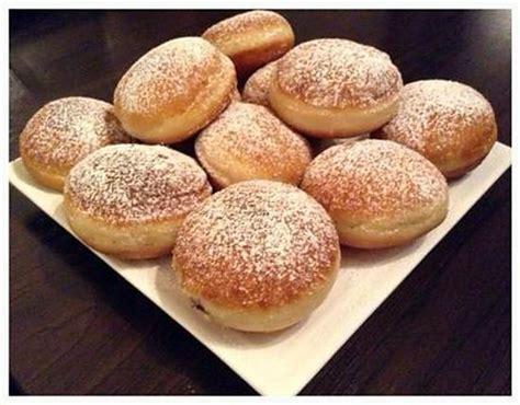 recette de beignet fourr 233 au nutella et confiture sans œuf sans lait
