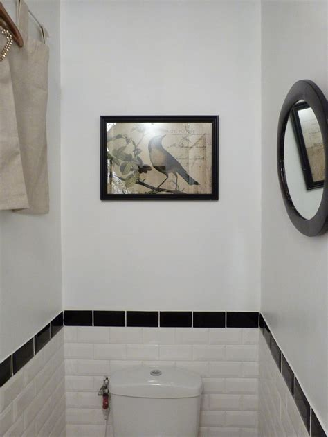 carrelage m 233 tro noir et blanc photo 1 6 3512343