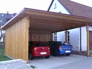 Holzgarage Mit Carport : gartenhaus mit carport gartenhaus mit carport 710 x 550 cm 40 mm blockbohlen holz carport ~ Markanthonyermac.com Haus und Dekorationen