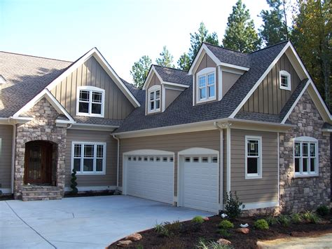 Practicalbeautiful Exterior Of The House Paint Ideas