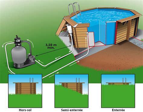 piscine bois ocea 4 30 x h1 20m de marque ubbink