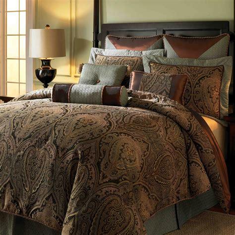 king size brown stripe bedspread king size bedding sets port creek 7 comforter set
