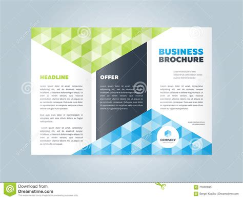 Pamphlet Examples Business