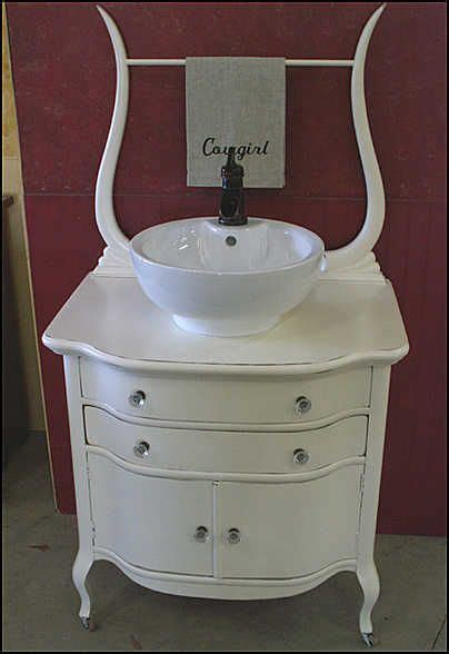 20 best antique bathroom vanity images on