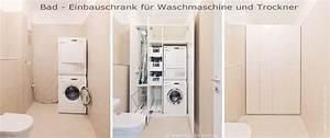 Waschmaschine Und Trockner Stapeln : einbauschrank schrank auf ma einbauschrank bad waschmaschine und trockner badezimmer ~ Markanthonyermac.com Haus und Dekorationen