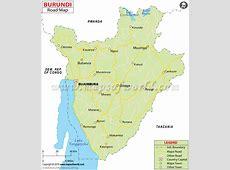 Burundi Road Map