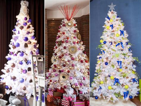 Color Your Christmas With These 10 Artificial Trees