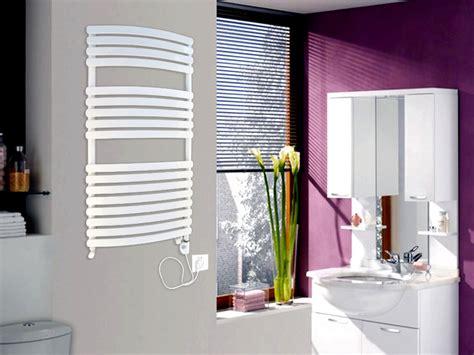 radiateur s 232 che serviettes mixte ligno blanc 120 60 cm