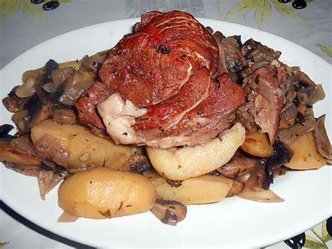 comment cuisiner une rouelle de porc de porc cuisine design ideas