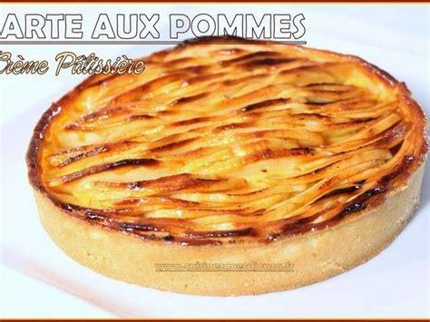 recettes de p 226 te sabl 233 e et tarte aux pommes 2