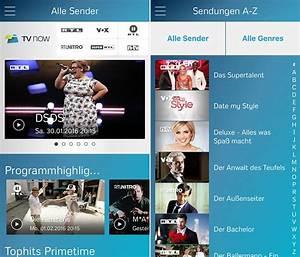 Rtl Werbung 2016 : tv now rtl b ndelt 6 programme in neuer app iphone ~ Markanthonyermac.com Haus und Dekorationen