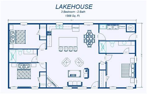 2 bedroom house simple plan david s ready built homes floor plans home