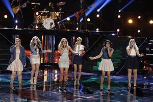 Emily Ann Roberts and Friends Perform On 'The Voice ...