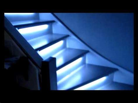 eclairage automatique de mes escaliers