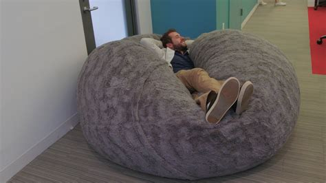 Internet Is Losing Its Mind Over Lovesac Pillow Chair