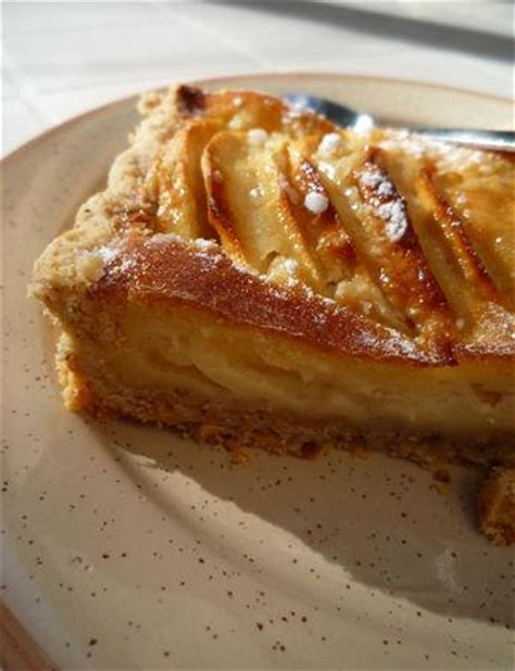 tarte aux pommes p 226 te bris 233 e aux noisettes paperblog