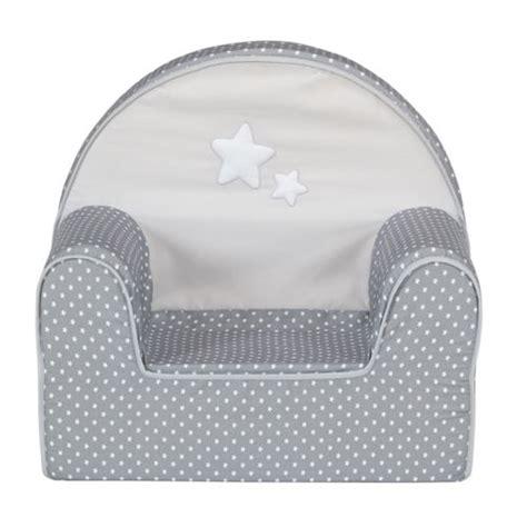 alin 233 a doux r 234 ve fauteuil club gris et blanc pour enfant pas cher achat vente fauteuil