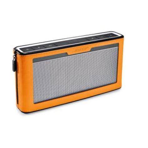 housse bose pour soundlink iii orange accessoire audio achat prix fnac