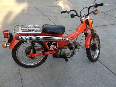 Buy Honda Trail 110 On 2040-motos