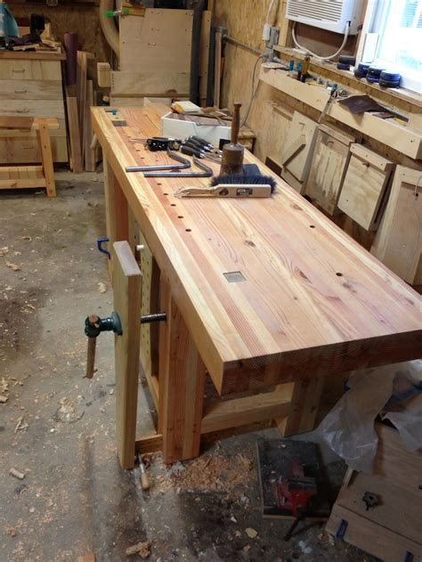 Roubo Workbench ? DCW Woodworks