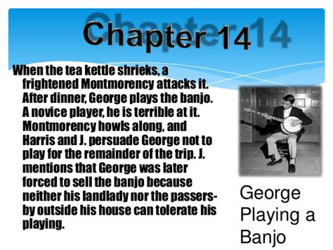 Three Men In A Boat Chapter 16 by Three Men In A Boat Chapter 11 15 Summary Along With