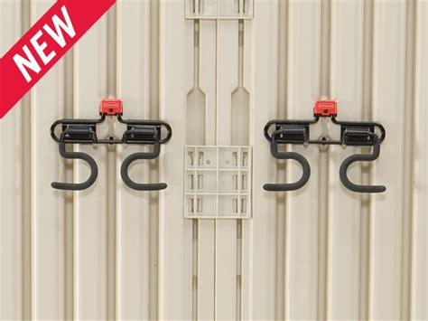 Rubbermaid Storage Shed Accessories Canada by Rubbermaid Shed Wall Anchors How To Build A Door