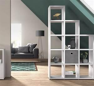 Ideen Für Raumteiler : schlichter raumteiler f r dachschr ge raumteiler pinterest dachschr ge raumteiler und ~ Markanthonyermac.com Haus und Dekorationen
