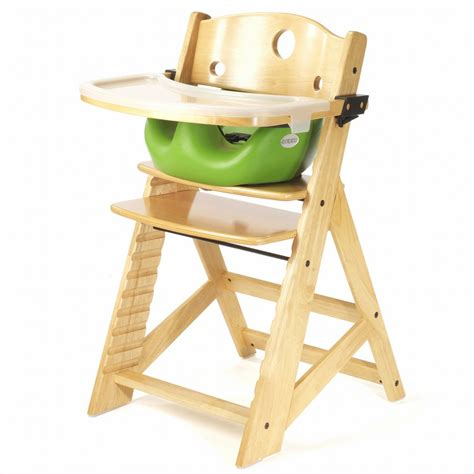 keekaroo height right high chair tray infant insert lime