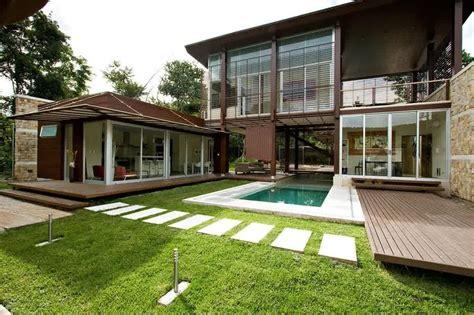 House Designer : Beautiful Tropical House Design And Ideas