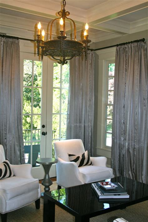 houzz living room curtains living room dining room draperies