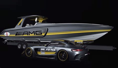 Boat Racing Videos by Mercedes Amg And Super Boat Racing Team Video Dpccars