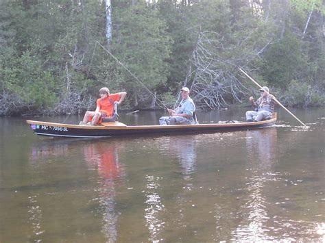 Au Sable River Boat by Au Sable River Fishing Report Combined Page 2