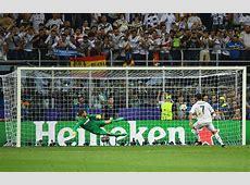 The moment we won La Undecima realmadrid