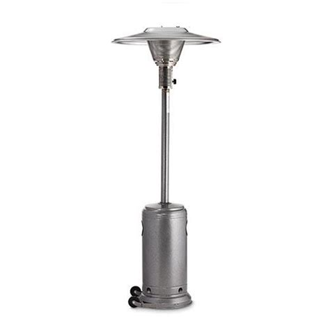 crown verity cv2650 ss lp stainless steel patio heater etundra