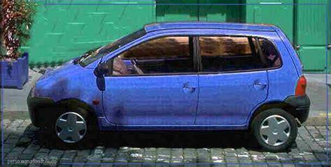les inconnues fondu de voiture