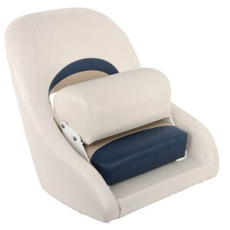 captains seat 200 with flip up bolster