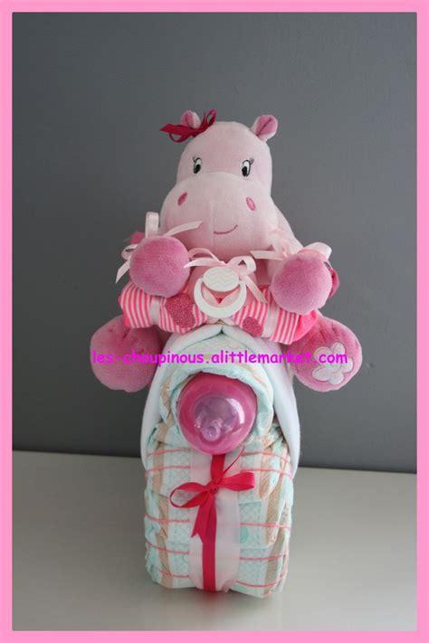 125 best g 226 teau de couches cadeau naissance bapt 234 me baby shower images on diapers