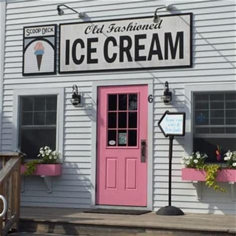 scoop deck 62 photos 85 reviews frozen yoghurt 6 eldridge rd me