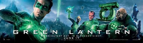 2 new posters of the green lantern teaser trailer