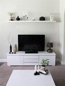 Ikea Möbel Weiß : ikea besta regal 25 ideen mit dem aufbewahrungssystem ~ Markanthonyermac.com Haus und Dekorationen