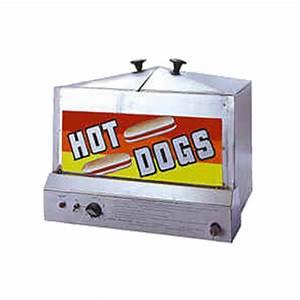 Hot Dog Machen : hot dog machine steam wow party rentals ~ Markanthonyermac.com Haus und Dekorationen