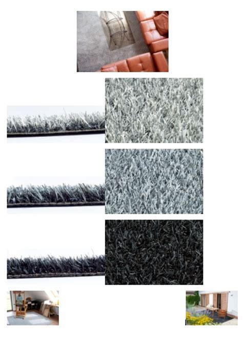 moquette exterieur gazon synthetique couleur gris