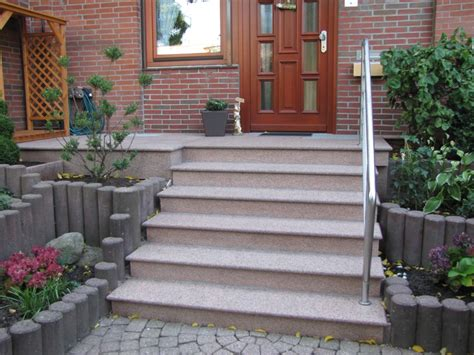 Außentreppe  Treppenanlage Außen Gestalten Und Planen Mit