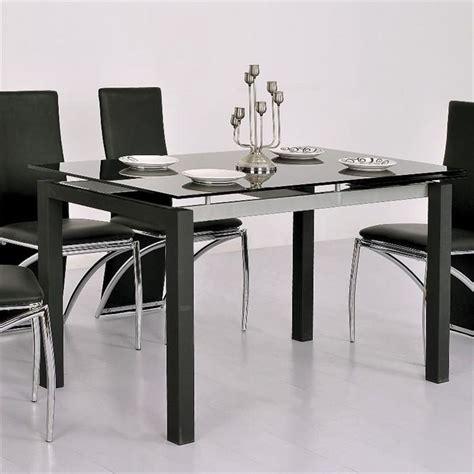 salle de bain noir et blanche 13 table a manger en verre extensible kirafes