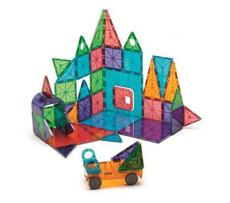 magna tiles clear colors 48 dx set